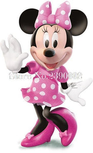 5D Diamond Painting Pink Polka Dot Minnie Mouse Kit