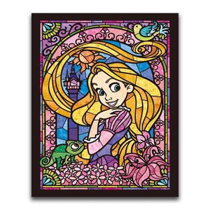 5D Diamond Painting Rapunzel Kit
