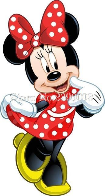 5D Diamond Painting Red Minnie Mouse Kit