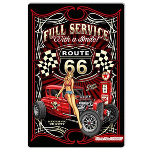 5D Diamond Painting Route 66 Kit