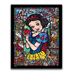 5D Diamond Painting Snow White Kit