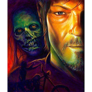 5D Diamond Painting Walking Dead Kit