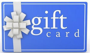 Store Credit Gift Card