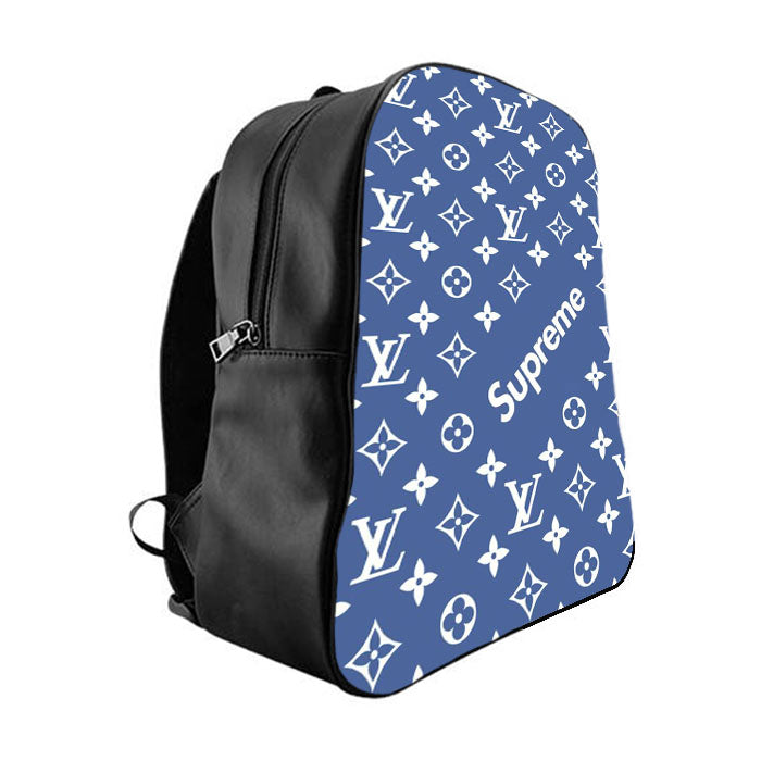 bd22881b4e92 louis vuitton Supreme School Bag Backpacks - babyshark co
