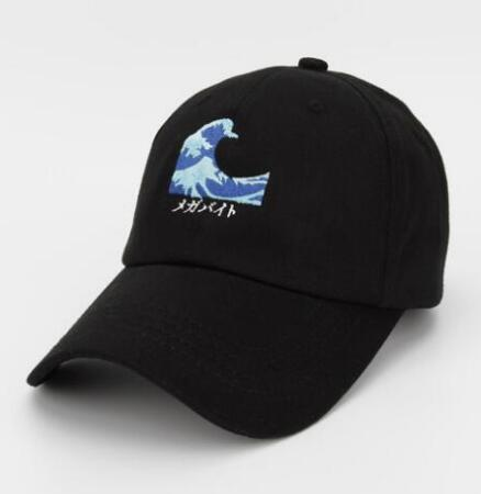 Waves Dad Hats