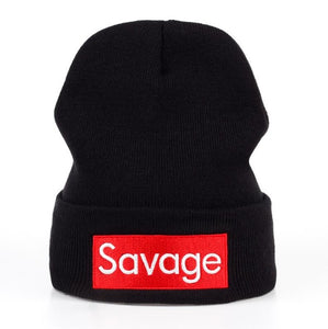 Savage Beanie Dad Hat