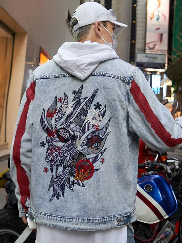 Dragon Jeans Jacket