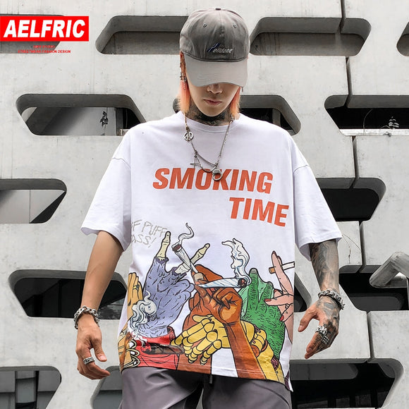 Smoking Time Tshirt