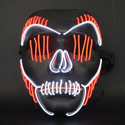 Barrage LED Mask