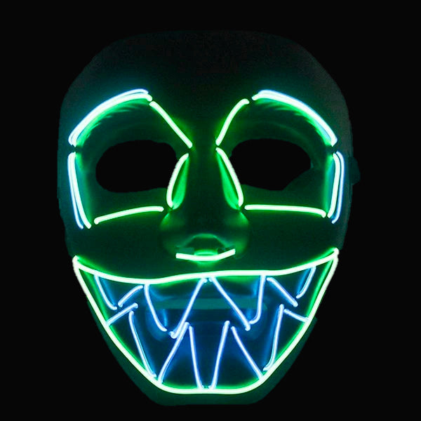 Grizzly LED Mask