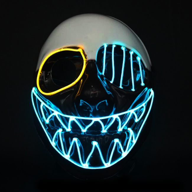 One Eye LED Mask