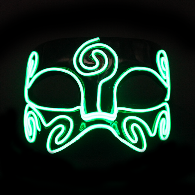 Masquerade LED Mask
