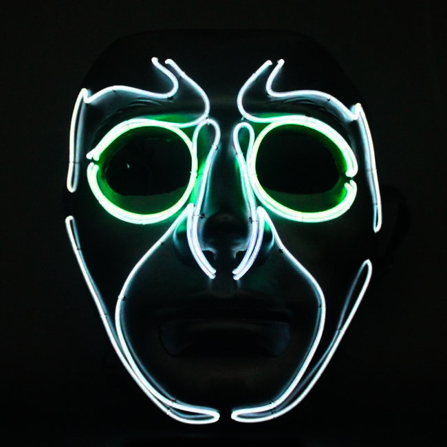 Doom LED Mask