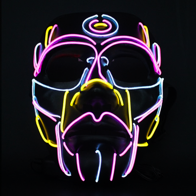 Armageddon LED Mask