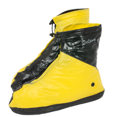 MudSavers Yellow/Black Shoe Cover