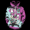 Fool - Overprint Hoody - Clothing
