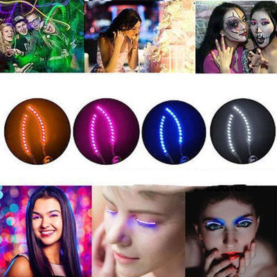 Eye Lashes - Light Up LED Eyelashes