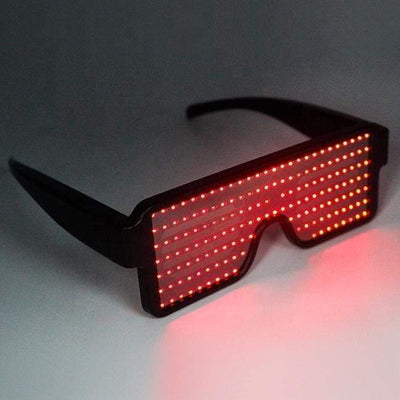 Flashez - Flashez LED Panel Glasses