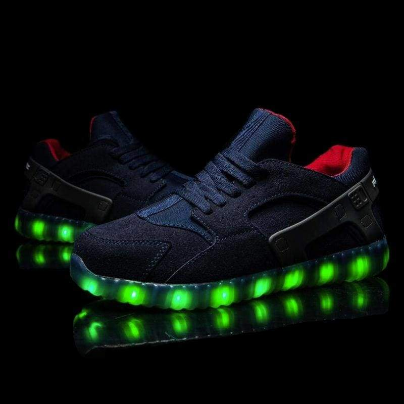 Shop Womens LED Trainers at Flash Wear
