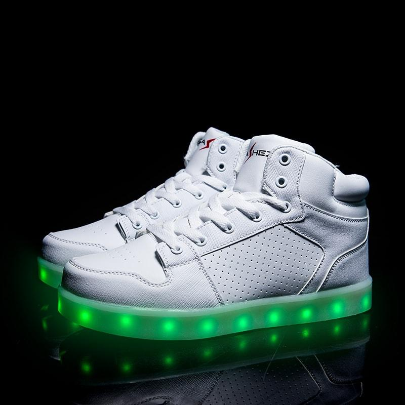 Flash Wear White Edition Trainers | The