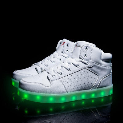 Flashez Official Shoes - Flash Wear White Edition Trainers