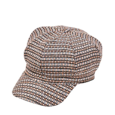 Hats - Crosshatch Tartan Hat