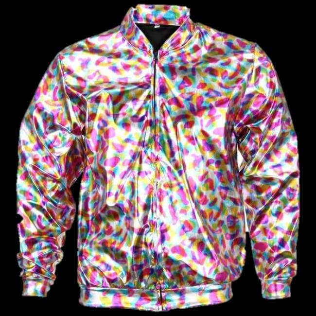 Flash Jacket Rainbow
