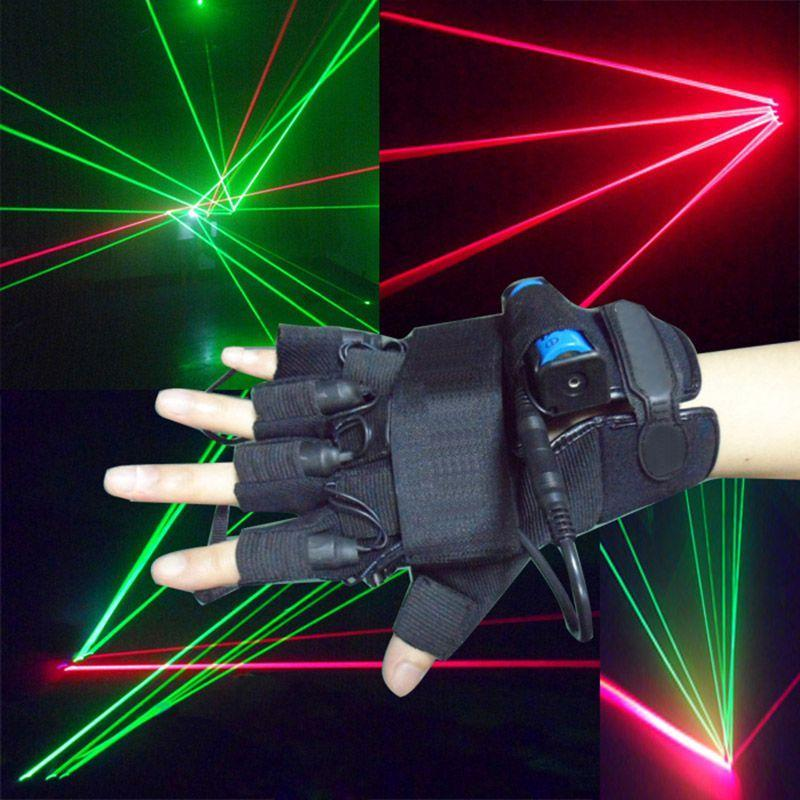 Flash Wear Laser Gloves