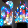 Womens Waterproof LED Jacket