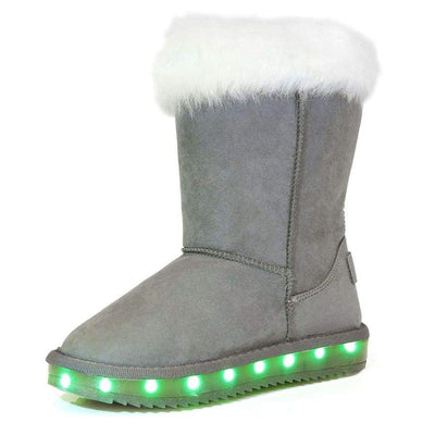 Light Up Shoes - Boots High