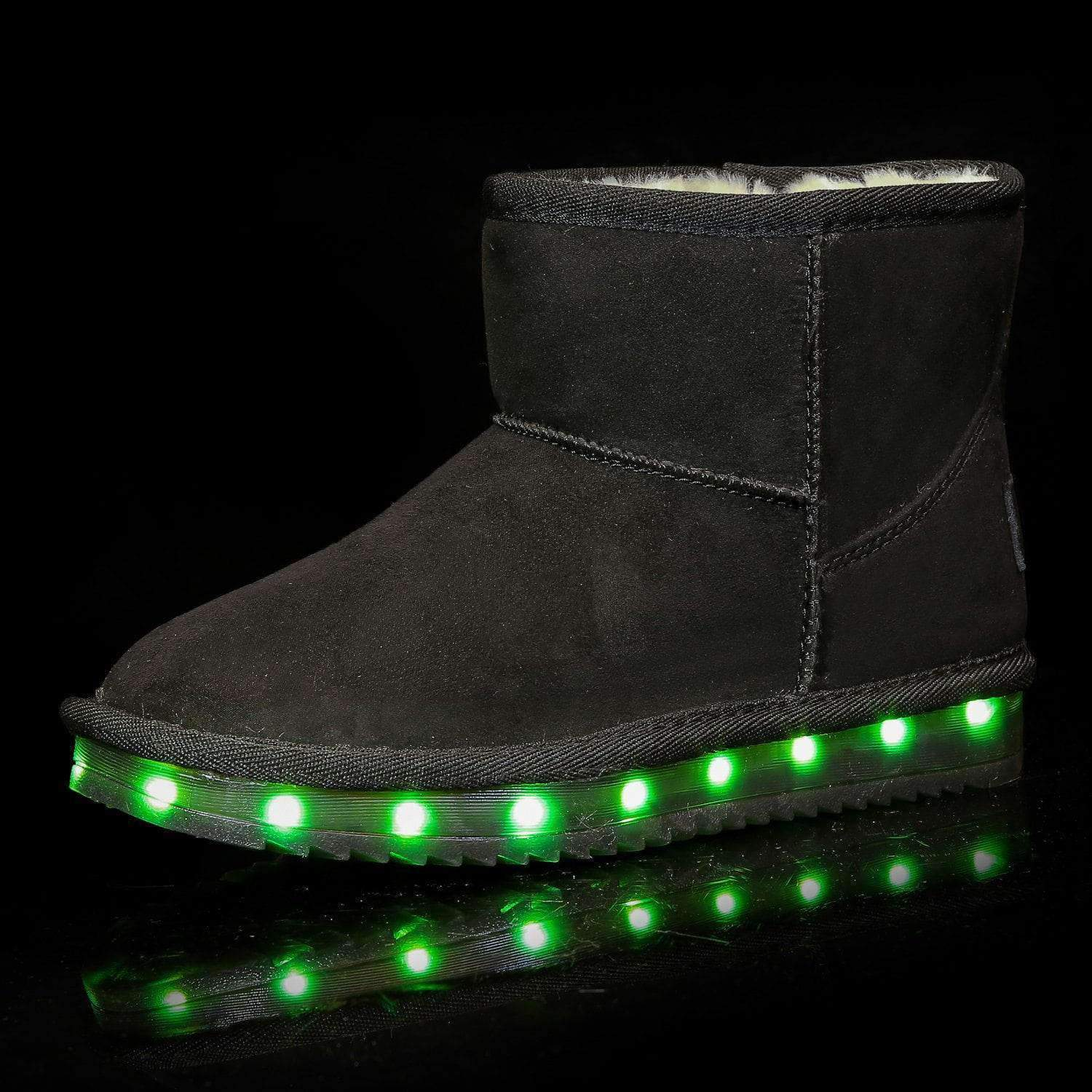 Light Up Shoes - Boots Low