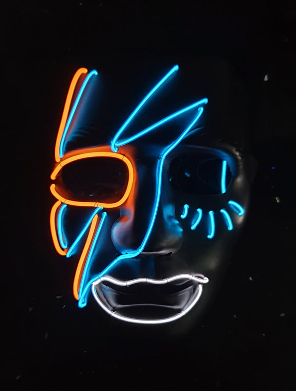 Striker LED Mask