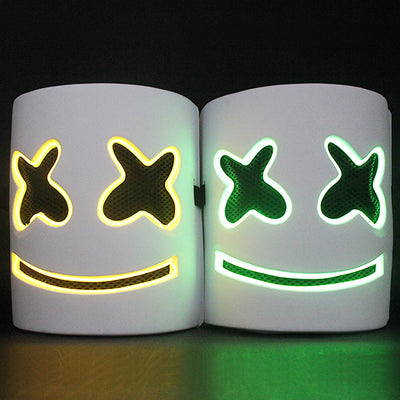 Marshmello  LED Mask