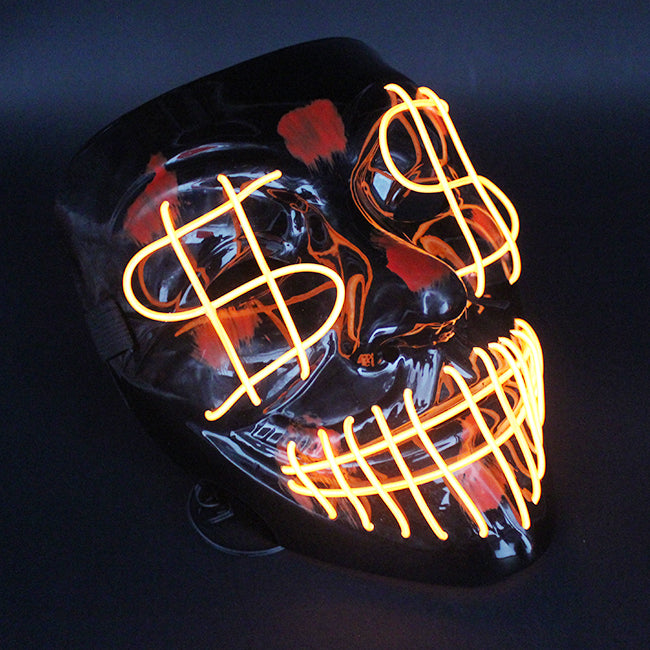 Purge Anarchy LED Mask