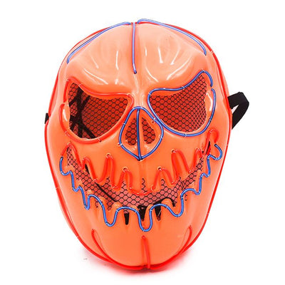 Pumpkin LED Mask