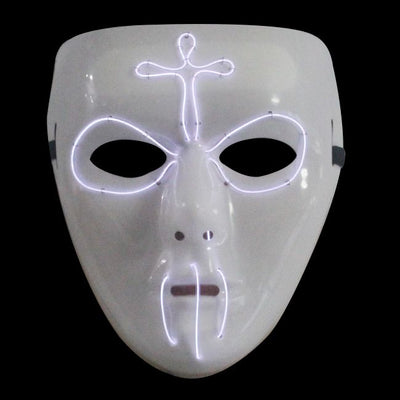 Mad Priest LED Mask