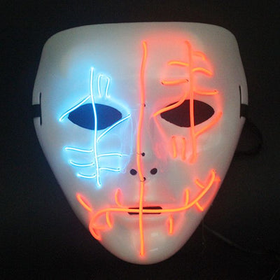 Stitch LED Mask