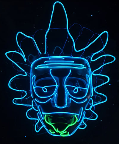 Morte LED Mask