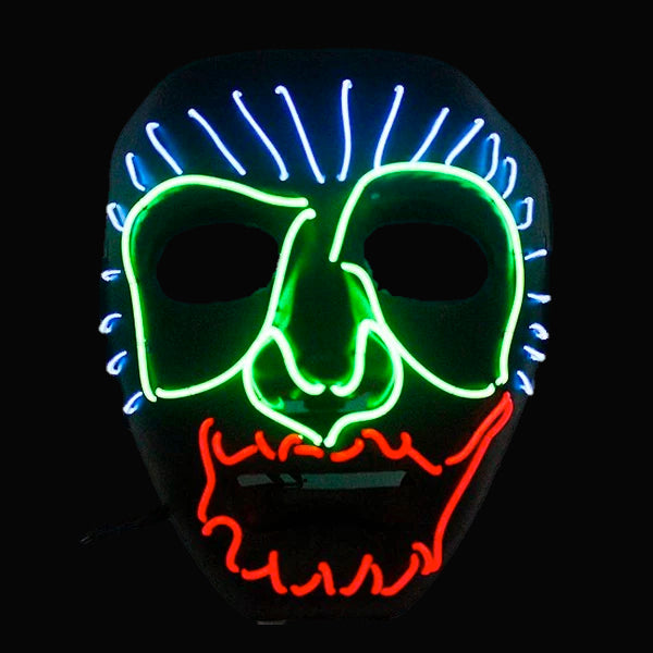 Purge Insanity LED Mask
