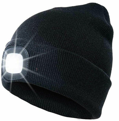 LED Beenie Hat