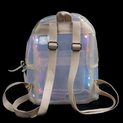 Clear Light up Bag | LED Backpack