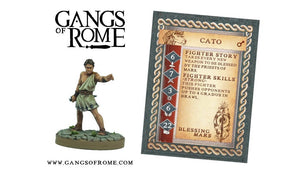 Mementos: Cato's Story, by Chris Bone and Paul L. Mathews