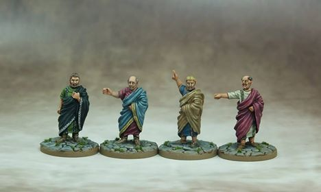 New Rules for Using Your Dominus in Gangs of Rome