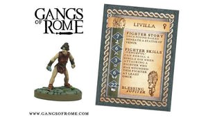 Tabula-Rasa: Livilla's Story, by Chris Bone