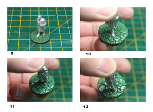 How to Make Cobbled Bases - Darren Linington