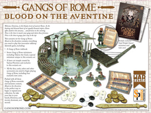 Blood on the Aventine - Scenario Starter Box Set