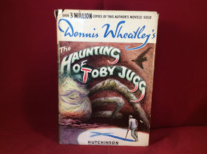 Dennis Wheatley, The Haunting Of Toby Jugg Hutchinson, (1948?)