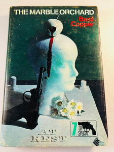 Basil Copper - The Marble Orchard (7), Robert Hale 1969, 1st Edition, Inscribed