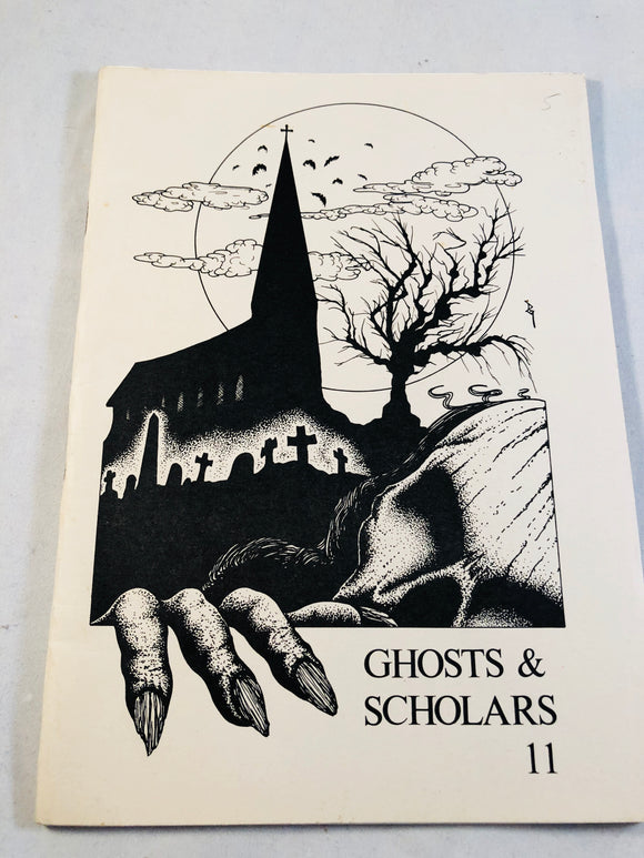 Ghosts & Scholars 11- Haunted Library, Rosemary Pardoe 1989
