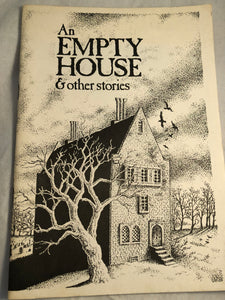 An Empty House & other stories - Haunted Library, Rosemary Pardoe 1986